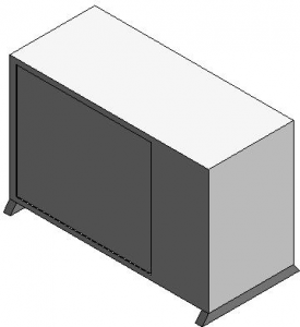 Агрегат компрессорно-конденсаторный OA143-EMN-2FES3Y-C