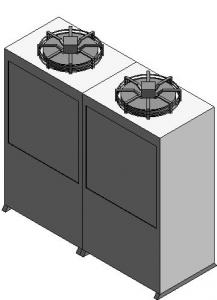 Агрегат компрессорно-конденсаторный OA158-ELN-4GE23Y-C