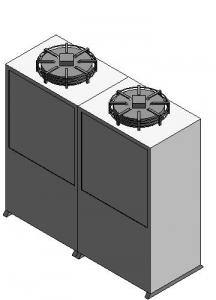 Агрегат компрессорно-конденсаторный OA159-EMN-4HE25Y-C