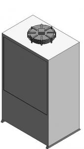 Агрегат компрессорно-конденсаторный OA156-ELN-4NES14Y-S